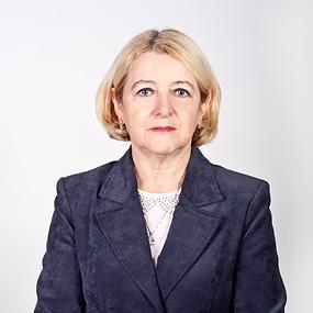 Halina Makowska- pracownik gospodarczy
