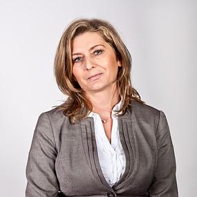 Edyta Rejda- asystentka, sekretarka