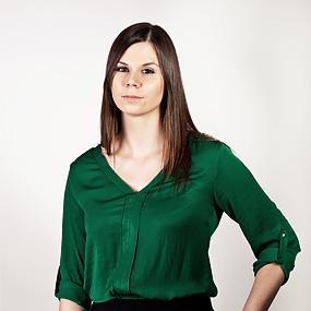 Aleksandra Płudowska- aplikant radcowski
